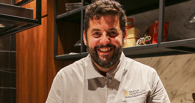 Michelin Yıldızlı Şef Jaume Puigdengolas BAU'ya Geliyor