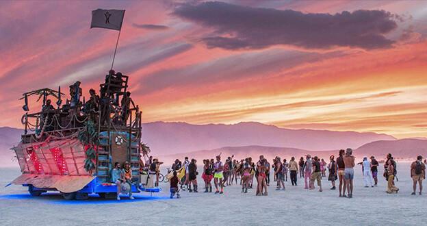 Dikkat! Burning Man Festival Biletiniz Sahte Çıkabilir