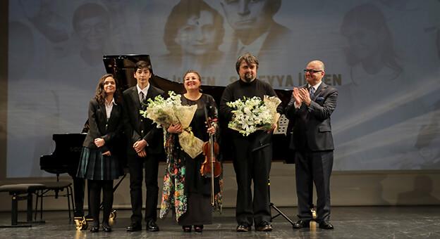 Darüşşafaka'dan Süreyya Paşa Anısına Anlamlı Konser