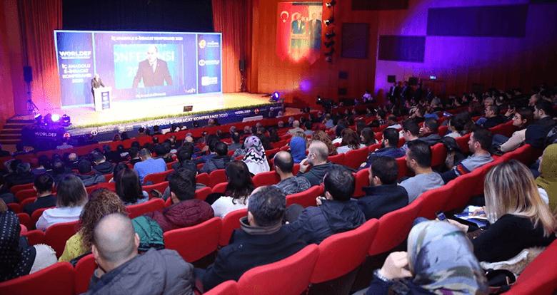 E-İhracat Konferansı Yoğun Katılımla Tamamlandı