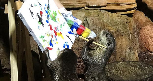Dünya Ressamlar Günü'ne Özel Etkinlikler Gerçekleştirdiler