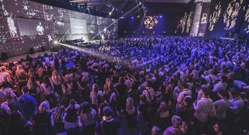 Avrupa'nın Lider Anti-Konferansı 'Fifteen Seconds Festival' İstanbul'a geliyor