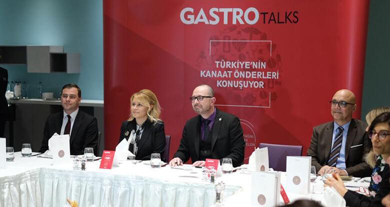 Demet Sabancı Çetidoğan, Gastro Talks'ın Konuğu Oldu