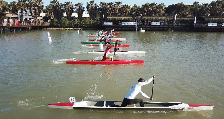 Gloria Canoeing'20 Cup Heyecanı 13 Mart'ta Başlıyor