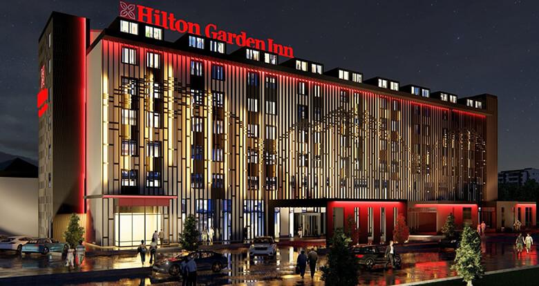 Hilton, 2020'de 3 Yeni Anlaşmayla Yola Devam Dedi