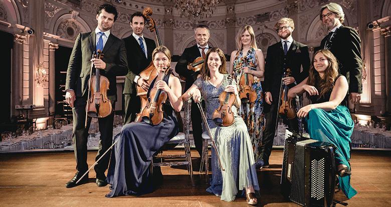 Camerata Royal Concertgebouw Orkestrası İş Sanat'ta