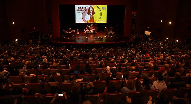 Barış Manço Kurtalan Ekspres Konseri İle Anıldı