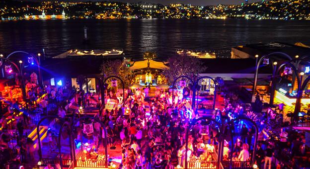 Oligark, İstanbul'un En İyi Mekanı Seçildi