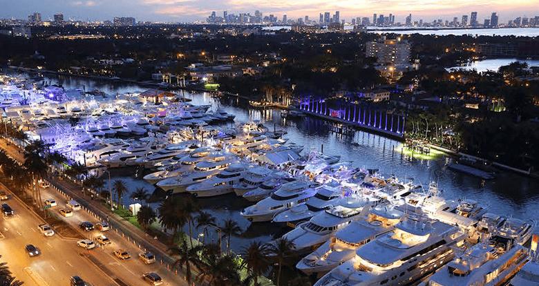 Sirena Marine, Miami'ye Çıkartma Yaptı