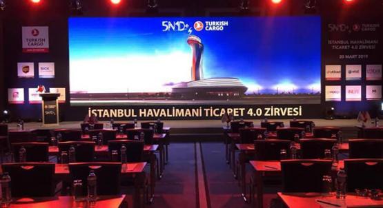 İstanbul Havalimanı ve Ticaret 4.0 Zirvesi 13 Şubat'ta