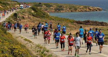 Bozcaada Yarı Maratonu, 10K Kayıtları Başladı