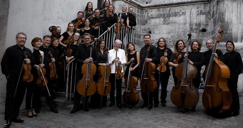 Dünyaca Ünlü Oda Orkestrası Kremeta Baltica CRR'de