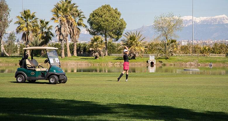 Ladies Golf Turnuvası Gloria Hotels'de Başlıyor