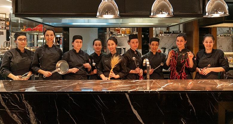 Hilton İstanbul Bomonti'den Dünya Kadınlar Günü'ne Özel Menü