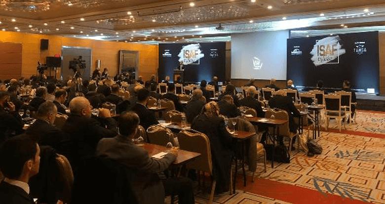 ISAF Exclusive Konferansı Kapılarını Açtı