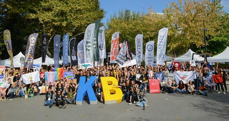 Öğrenci kulüpleri, etkinliklerin ilham kaynağı