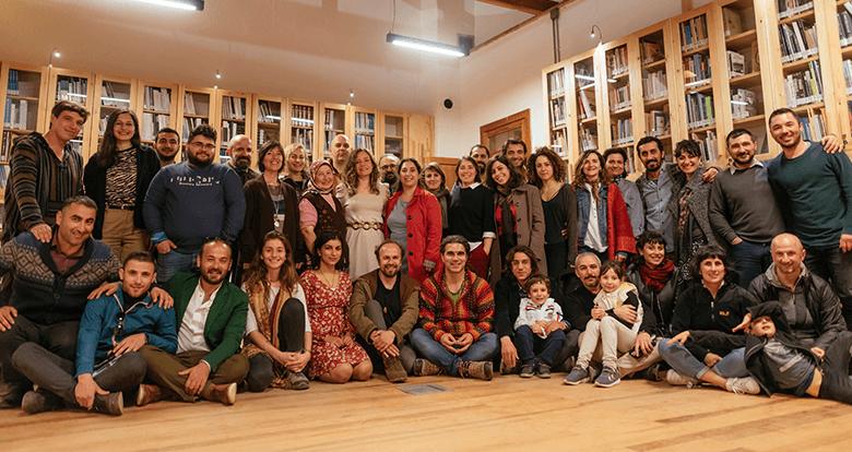 Türkiye'nin ilk doğa koruma kütüphanesi açıldı