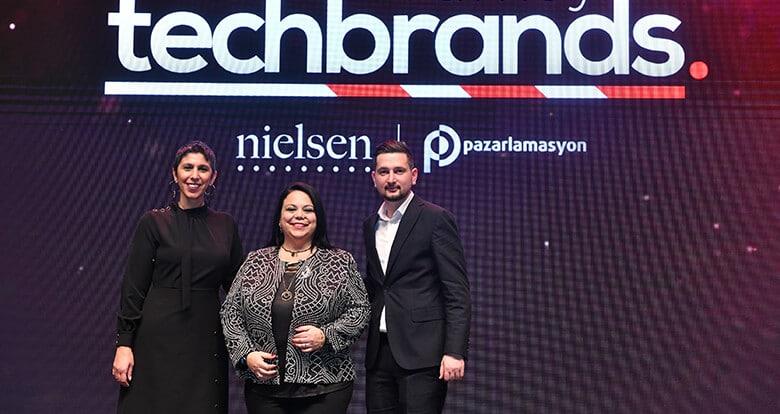 Türkiye'nin En Teknolojik Markaları Açıklandı