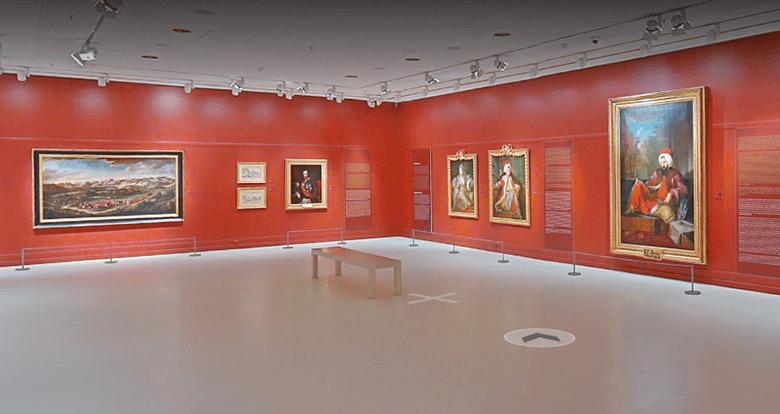 Pera Müzesi ve İAE Sanal Sergi Uygulamasına Geçti