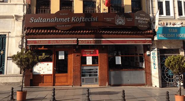 Sultanahmet Köftecisi 100 Yıldır İlk Kez Açılmadı