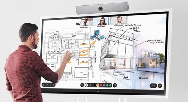 Cisco Webex ve Samsung Görüntüleme Sistemleri Entegre