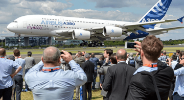 Farnborough Internatıonal Aırshow İptal Edildi