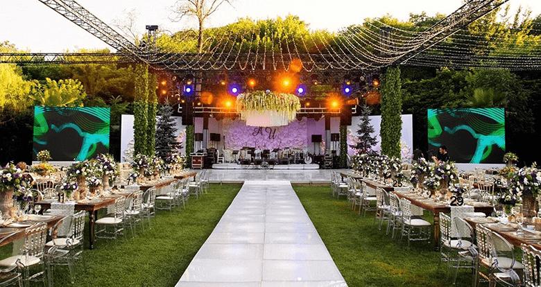 """Funda Kara: """"Destinasyon düğünleri ve kurumsal davetlerin tasarımlarına yoğunlaşıyoruz"""""""