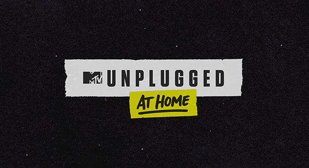MTV Unplugged Evde Serisini Başlatıyor