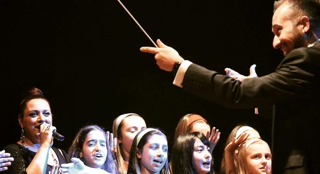 """""""Gençler, kendi müzikal hayatlarının rotasını oluşturmalılar"""""""