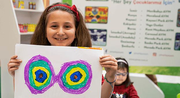 Pınar Çocuk Resim Yarışması Devam Ediyor