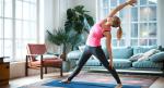Evde Egzersiz Yaparken Nelere Dikkat Etmeliyiz