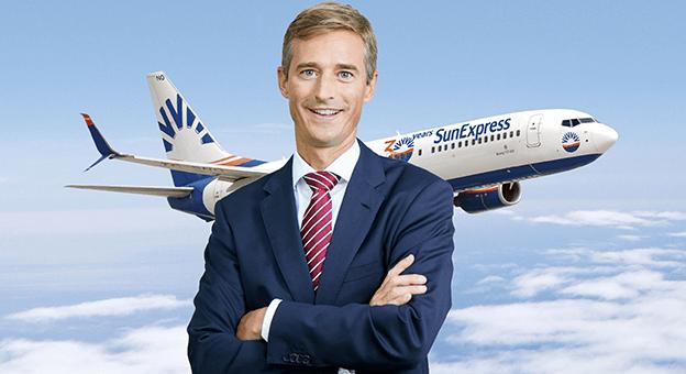 SunExpress'in Yeni CEO'su Göreve Başladı