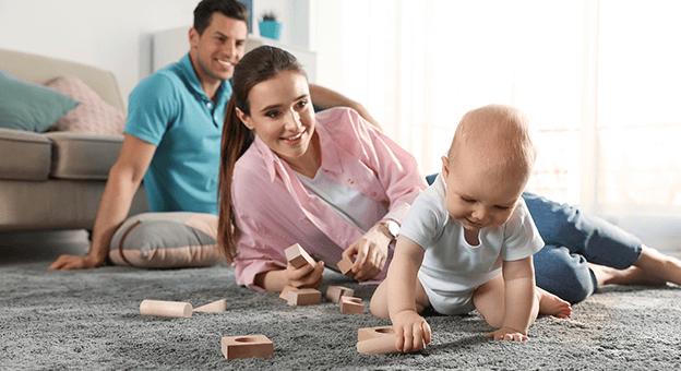 Bebekler için evde yapılabilecek etkinlikler