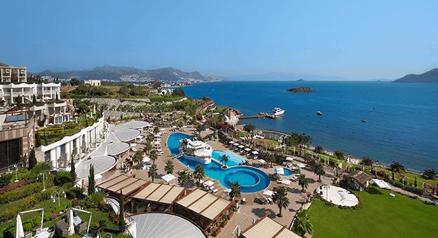 Sianji Well-Being Resort Kaplıca Bodrum, 5 Haziran'a Hazır
