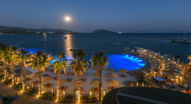 Caresse a Luxury Collection Resort Sezona Hazırlanıyor