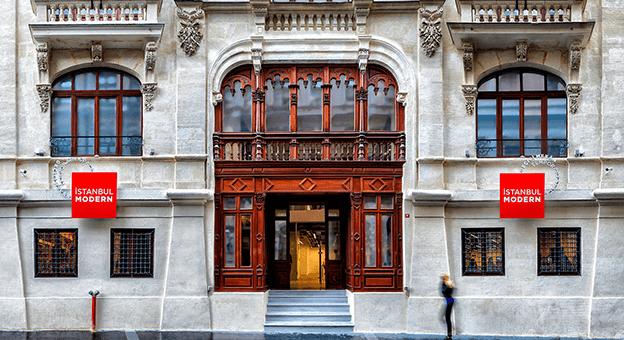İstanbul Modern dijital platformlarda 1 milyon kişiyi sanatla buluşturdu