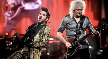 Queen ve Adam Lambert'tan Sağlık Çalışanlarına Yeni Kayıt
