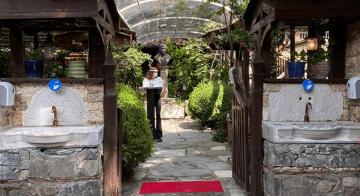 150 Yıllık İskenderci de Kapılarını Açtı