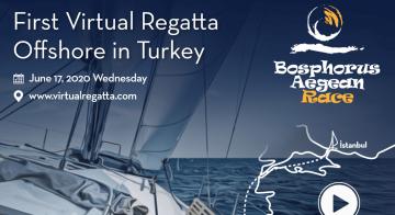 Türkiye'nin ilk Online Yarışı Bosphorus Aegean Race'e Sponsor Oldu