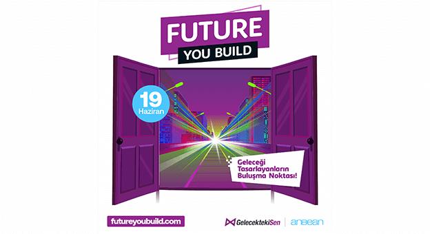 ''Future You Build''Üniversitelilerle Kurumları Buluşturuyor