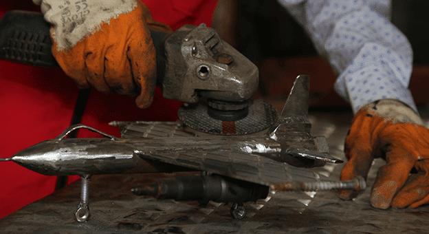 Atık Malzemelerden Sanata