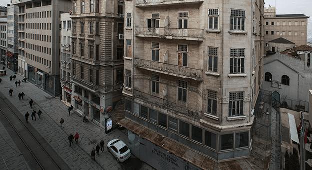 Beyoğlu'nun sanat rotasına yeni bir durak ekleniyor