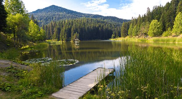 Doğa harikası tatil yerlerini keşfetmenin tam zamanı