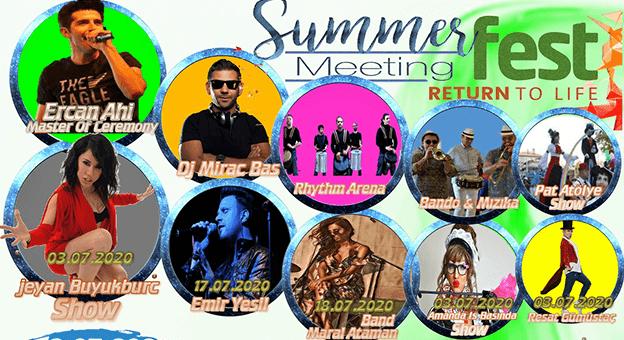 Summer Meeting Fest'te geri sayım başladı