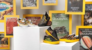 Vans Yaratıcı İfadeyi National Geographic İle Kutluyor