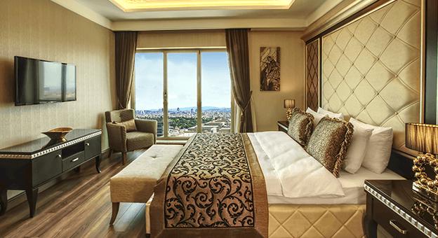 Röportaj: Hakan Arslan - Tamer Civelek | Grand Makel Hotel