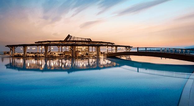 Kıbrıs Elexus Hotel Temmuz'da kapılarını açtı