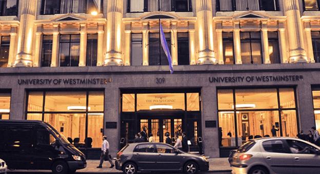 Westminster Üniversitesi Etkinlik Endüstrisini İnceledi