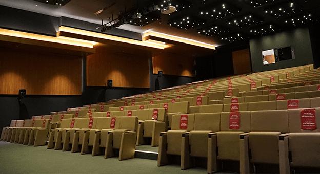 İSÜ'den Kongre Merkezi Yatırımı