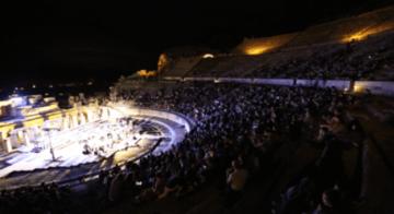 Opera ve Bale Efes'te Buluştu